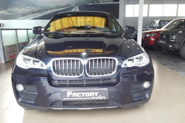 Frontal BMW X6 xDrive30d