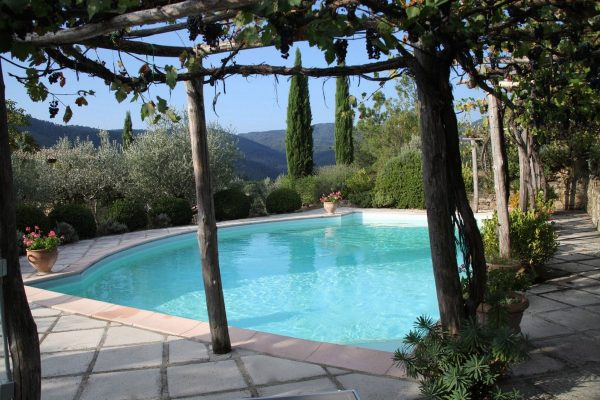 La Buia Villa-Swimming-pool-with-view