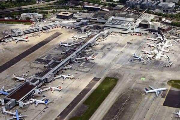 aeroporto gatwick