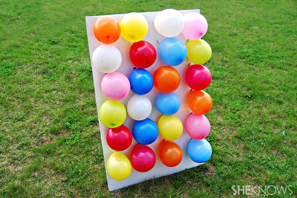 Balloon Darts, Fun Party Games