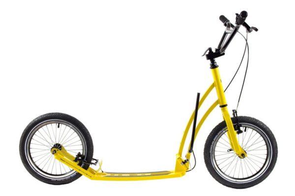 Tretroller-Mibo-Mastr 16-zoll-gelb-yellow