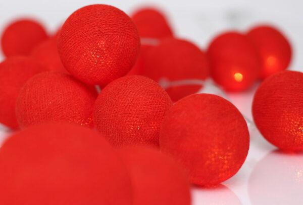 SimplyRed00 600x407 - IRISLIGHTS valguskett Simply Red, 20 palli