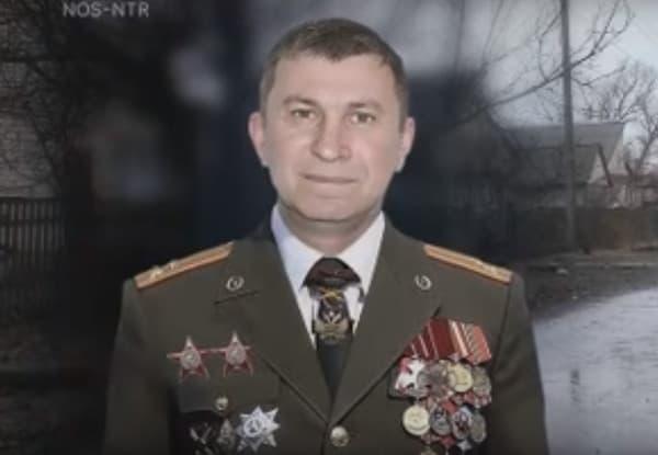 Russisk soldat