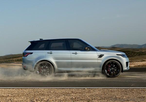 2020 Range Rover Sport HST Profile