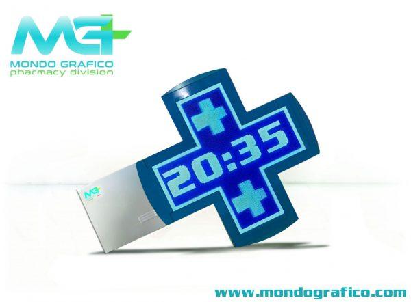 Croce Led Blue HD 60