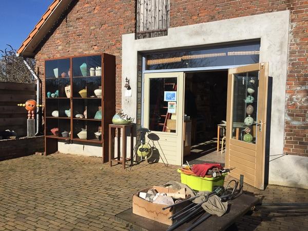 keramiek atelier terrazul