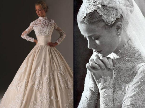vestidos-de-novia-manga-larga-vintage-gracia-monaco