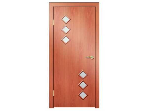 Дверь межкомнатная ламинированная Д0 027