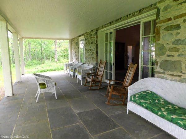 Top cottage, fdr's hyde park retreat
