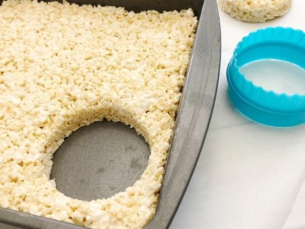 Rice Krispie Ornament Treats