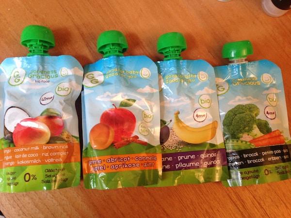 Goodness Gracious : les petits fruits et légumes en sachets à emmener partout