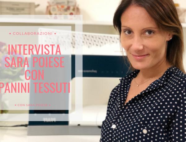 BLOG| Intervista Sara Poiese con Panini Tessuti