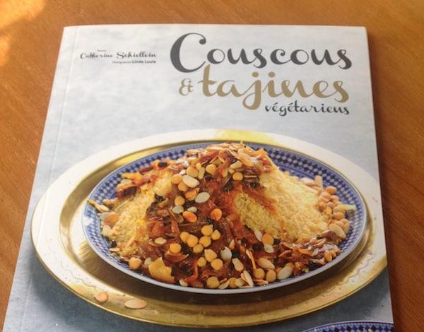 Couscous et tajines végétariens aux éditions La Plage