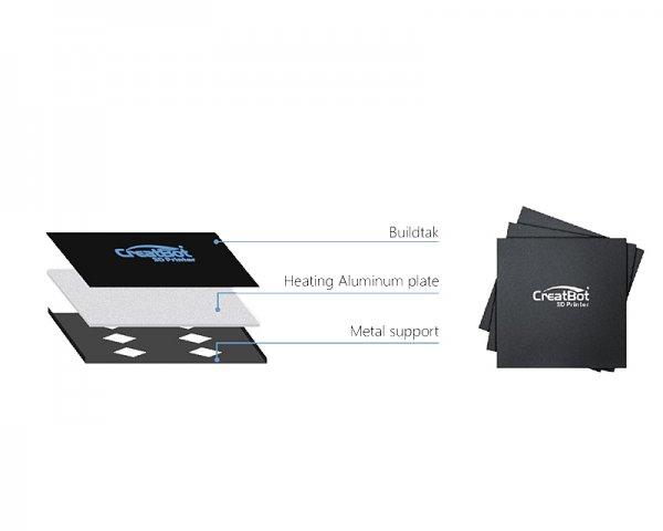 3D принтер CreatBot F160 карбон