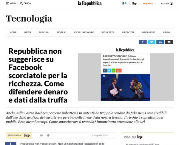 Bitcoin Future Repubblica