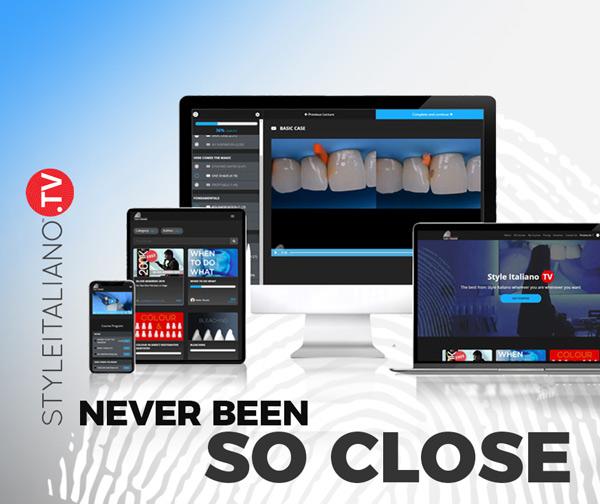 styleitaliano TV online dentist courses style italiano