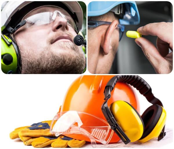 seleccionar una buena proteccion para los oidos es importante