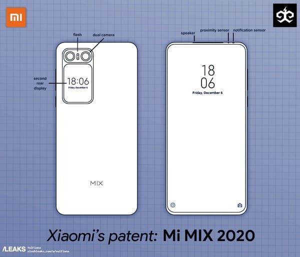 Xiaomi MIX 2020