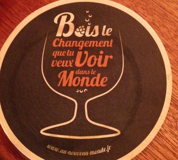 On a mangé vegan chez Au Nouveau Monde à Bordeaux