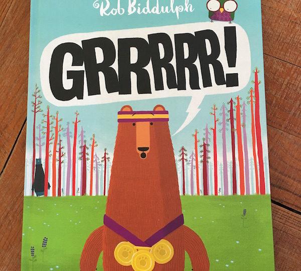Grrrrr ! de Rob Biddulph