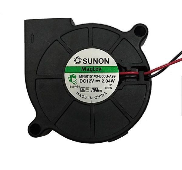 Турбина 5015 12V Sunon