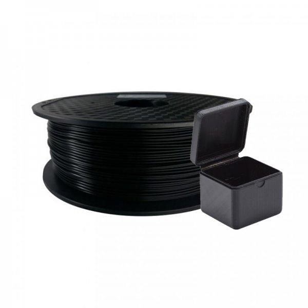PLA пластик KLEMA чёрный 1,75 мм