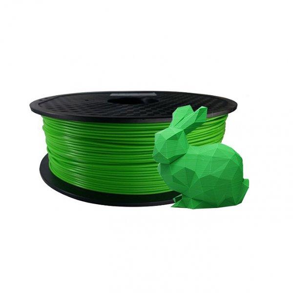PLA пластик KLEMAзелёный
