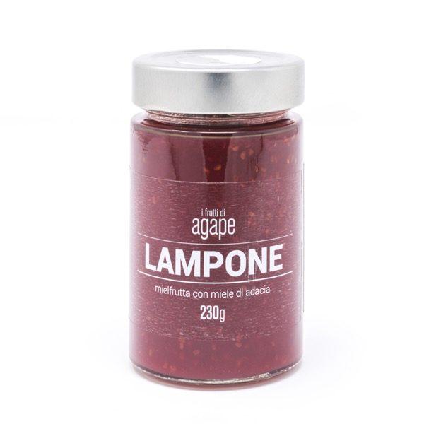 Mielfrutta lampone miele biologico agape