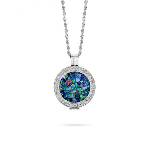 Bijou • Ocean Opal Locket