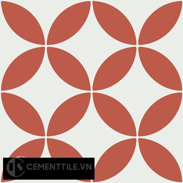 Gạch bông CTS 6.21(4-5) - Encaustic cement tile CTS 6.21(4-5)