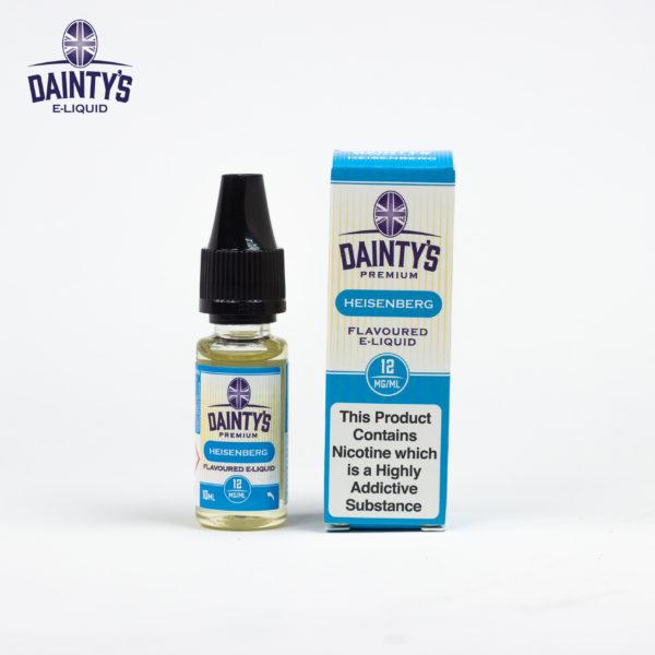 Dainty's 10ml heizenberg