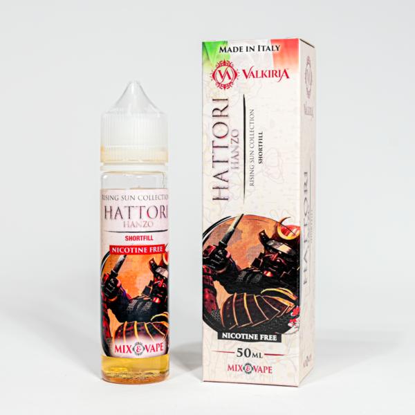 Eco Vape vaporArt range Hattori Hanzo Flavour 40ml Shortfill