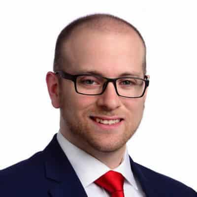 Attorney Craig Mackey - Professional Headshot - Martin, Harding & Mazzotti 1800law1010