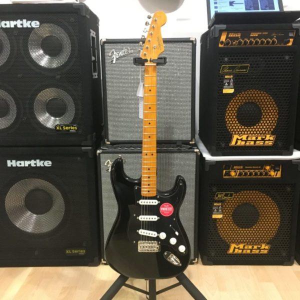 Squier Stratocaster Classic Vibe 50 Black