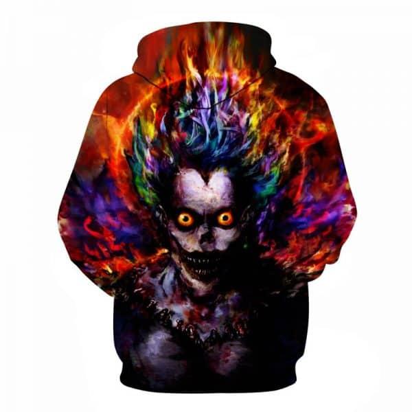 zombie hoodie