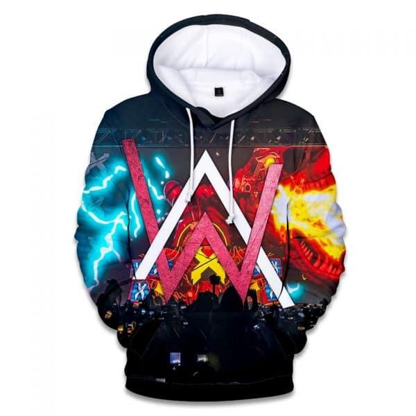 Chill Hoodies Alan Walker Festival Hoodie Unisex Adult Sweatshirt