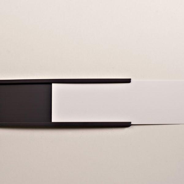C-Channel Magnetic Data Card Holder Sample
