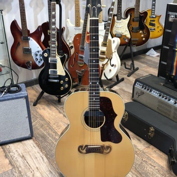 Gibson J 100 Xtra Chitarra Acustica Elettrificata 1996