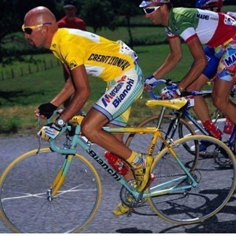 Bici Pantani: ecco il capolavoro dell'artista che ha saputo ricrearla