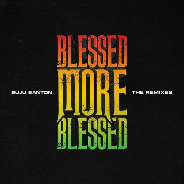 Buju Banton – Blessed (Remix)Ft. Patoranking