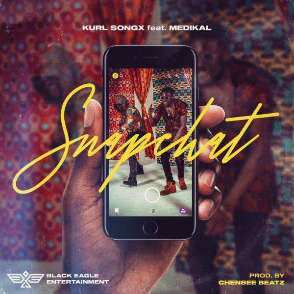 Kurl Songx – Snapchat ft. Medikal