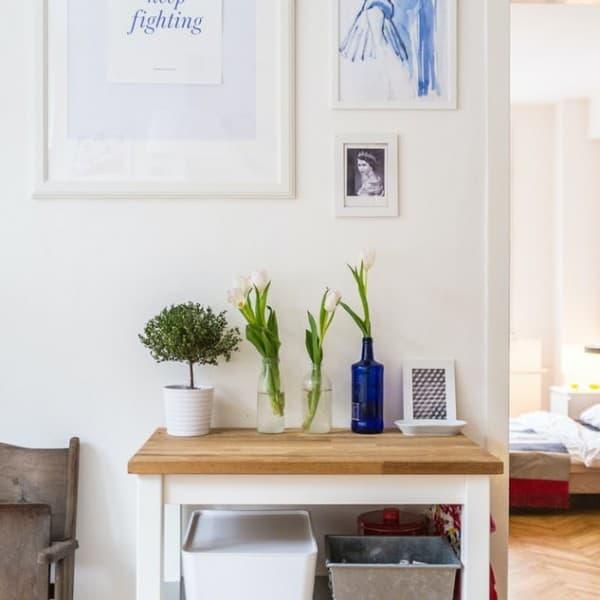 Mehr als nur Deko – Kunst macht eine Wohnung