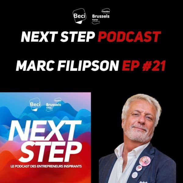 Marc Filipson - Innover en tenant une même ligne pendant 30 ans