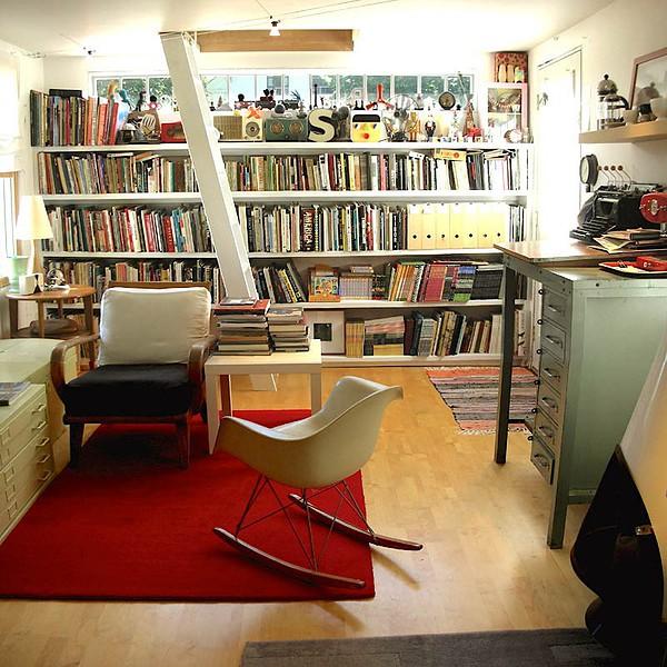 Bob Staake's Studio