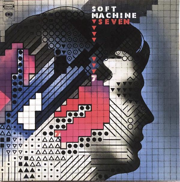 Soft Machine – Seven (LP, Album, RE, 180)