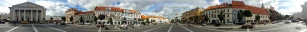 Plac ratuszowy, Wilno