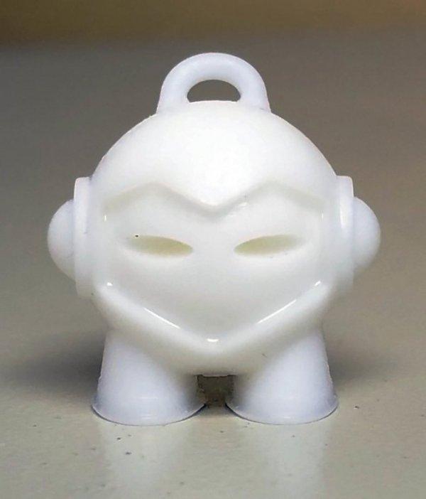 3D печать из смолы Formlabs White Resin