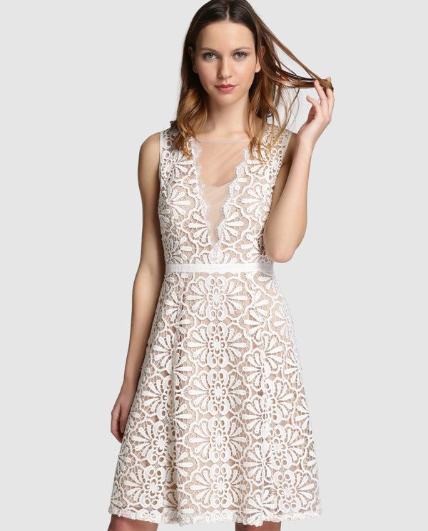 vestidos-de-fiesta-el-corte-ingles-adrianna-papell-crochet
