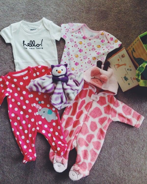 Girl's Baby Clothing