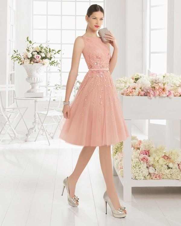 vestidos-de-fiesta-cortos-de-coctel-rosa-sin-mangas
